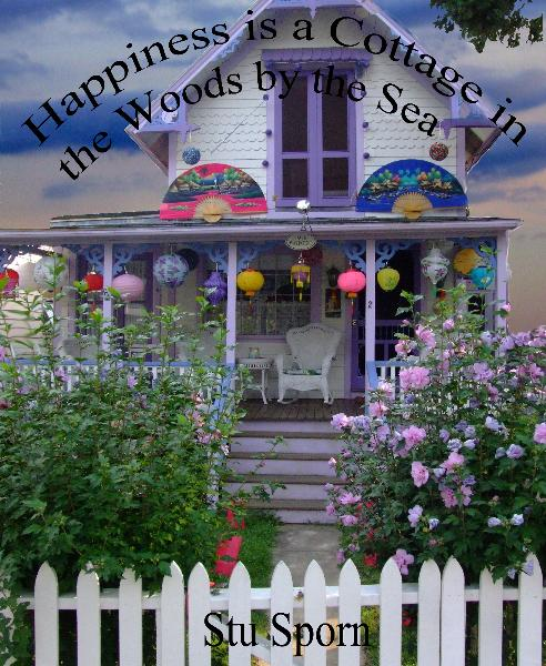 Martha S Vineyard Cottage Giveaway Winners: Happiness Is A Cottage In The Woods By The Sea By Stu Sporn