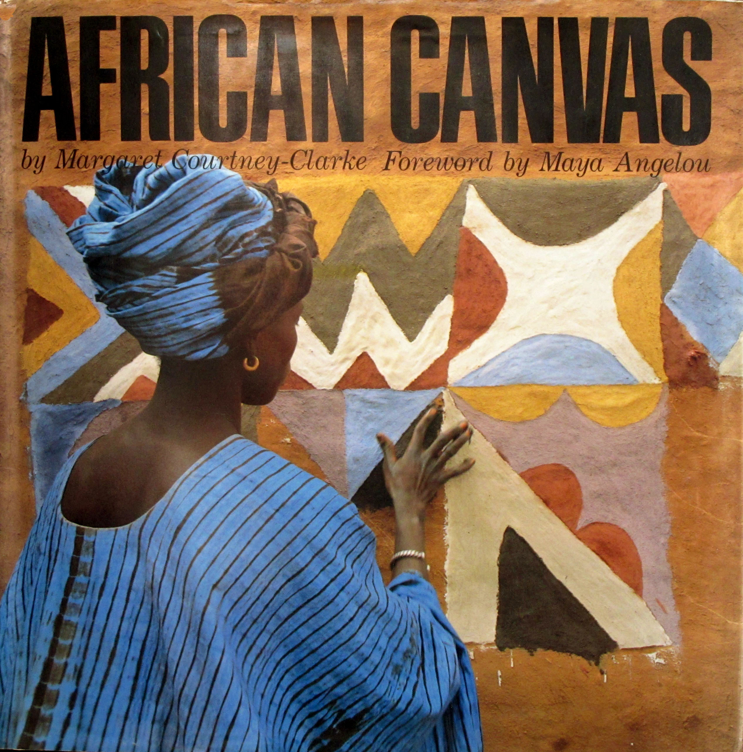 african canvas the art of west african women