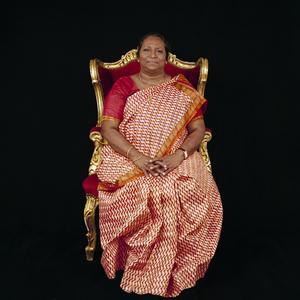Ruth Manorama, Social Scientist, India Born May 30, 1952 Right Livelihood Award 2006 © Katharina Mouratidi