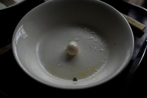 Forgotten Quail's Egg, 2007. © Léonie Hampton.