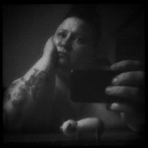 Self-portrait © Dean Hutton