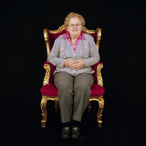 Louise Schmeiser Farmer, Canada Born December 6, 1931 Right Livelihood Award 2007 © Katharina Mouratidi
