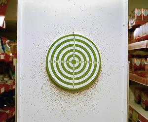 Dart board © Eva Persson