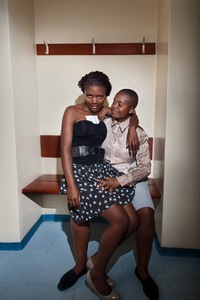 Miss Lesbian 2012 - Sino & Nana