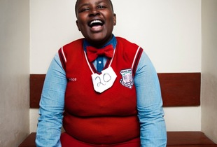 Miss Lesbian 2012 - Inga