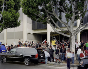 Lindsay Lohan, Beverly Hills, California, 2010  © Christopher Dawson
