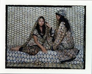 © Lalla Essaydi (Morocco)