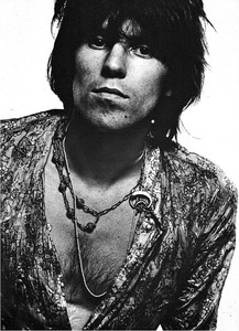 Keith Richards © David Bailey