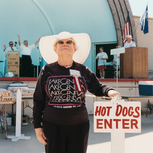 Hot dogs enter, from the series Sun City © Peter Granser