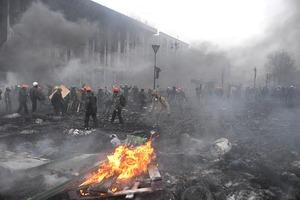 Ukraine Revolution, Kiev, 2014 © Alfred Yaghobzadeh
