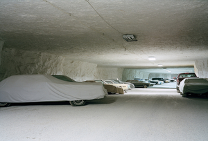 Vehicle storage, Brady's Bend, Pennsylvania, USA 2006 © Wayne Barrar
