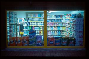 © Anna Puig Rosado, Turquie, Amasra, supermarché