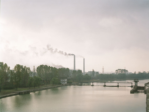 Pyongyang Thermal Power Station, from <i>Welcome to Pyongyang</i>, © Charlie Crane, 2007