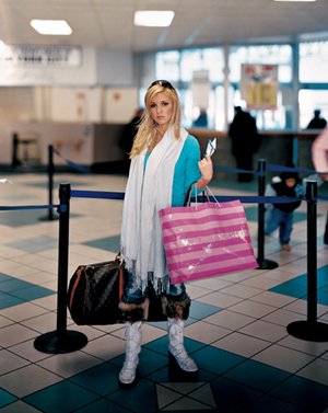 Sabrina, Philadelphia, 2005 (Los Angeles to New York City) © Richard Renaldi