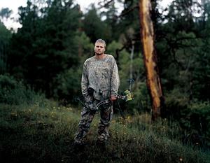 Jeff, Dixie National Forest, Utah, 2004 © Richard Renaldi