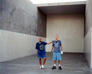 Alfredo and Aaron, Venice, California, 2004 © Richard Renaldi
