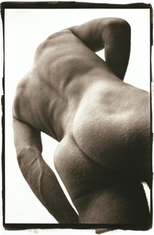 Male Tush, © Ernestine Ruben