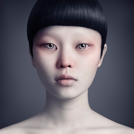 © Oleg Dou, from « Tears » series, Duza, 2008