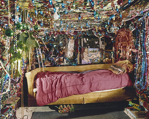 Herman's bed, Kenner, Louisiana © Alec Soth