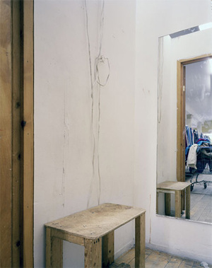 Untitled Thrift, 2006 (Dressing Room 2)