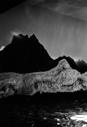"From the photobook ""Landmasses and Railways"" © 2011 Bertrand Fleuret"