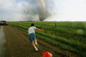 1st prize Nature Stories<BR>© Carsten Peter, Germany, National Geographic Magazine,<BR>Inside tornadoes<BR><BR>Tornadoes number among the Earth's most violent natural occurrences, yet no one fully understands how they work. Chasing tornadoes for science requires skilled forecasts, plenty of stamina — and an ability to get out of the way quickly.