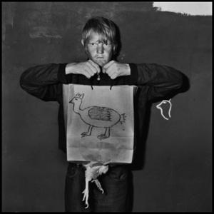 Broken bag, 2003 © Roger Ballen