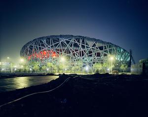 Olympic Stadium, 2005-2008. © Ai Weiwei.