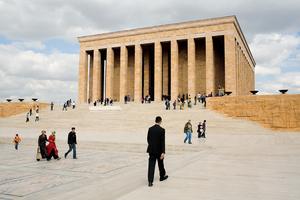 Ankara, Turkey, 2008 © Frederic Lezmi