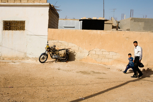 Bab Al Hawa, Syria, 2008 © Frederic Lezmi
