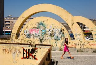 Prishtina, Kosovo, 08.2008 © Frederic Lezmi