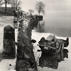 Buochs, 1957, from the series Karambolage © Urs Odermatt, Windisch (CH); Courtesy Springer  Winckler Galerie, Berlin (D)