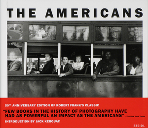 Cover photo: Trolley  New Orleans, from The Americans, new 2008 edition © Robert Frank