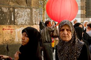 Damascus, Syria, 2008 © Frederic Lezmi