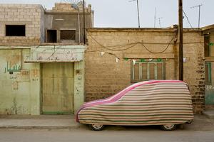 Kfar Khilfah, Syria, 2008 © Frederic Lezmi