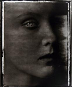 Julie Stouvenel, 1989 © Sarah Moon