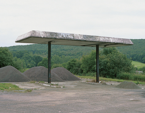 "Station #4, from ""Twentysix Abandoned Gasoline Stations"" © Eric Tabuchi"