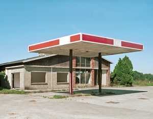 "Station #10, from ""Twentysix Abandoned Gasoline Stations"" © Eric Tabuchi"