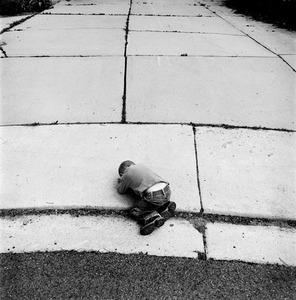 """Pratt (Driveway). Provo, UT. From the series """"Childhood Reveries""""  © Brian Shumway"""