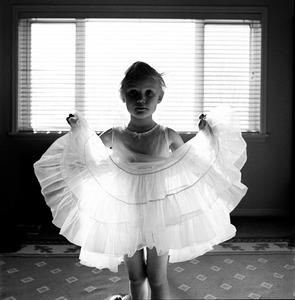 "Hannah (Ballerina). Idaho Falls, ID. From the series ""Childhood Reveries""  © Brian Shumway"