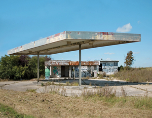 "Station #11, from ""Twentysix Abandoned Gasoline Stations"" © Eric Tabuchi"