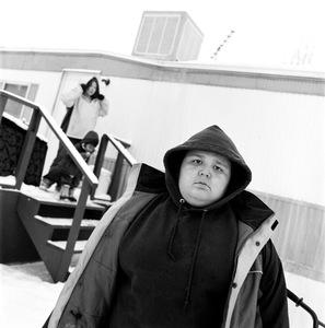 "Leo (Trailer). Idaho Falls, ID. From the series ""Childhood Reveries""  © Brian Shumway"