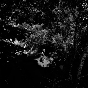 """Creek Confrontation (Camp Wesley), Carrollton, GA. From the series """"Childhood Reveries""""  © Brian Shumway"""