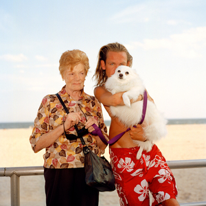 Bernadette and Bryan, from Last Stop: Rockaway Park © Juliana Beasley