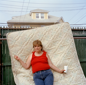 Mae and Mattress, from Last Stop: Rockaway Park © Juliana Beasley