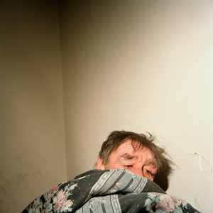 Butchie Under Covers, from Last Stop: Rockaway Park © Juliana Beasley