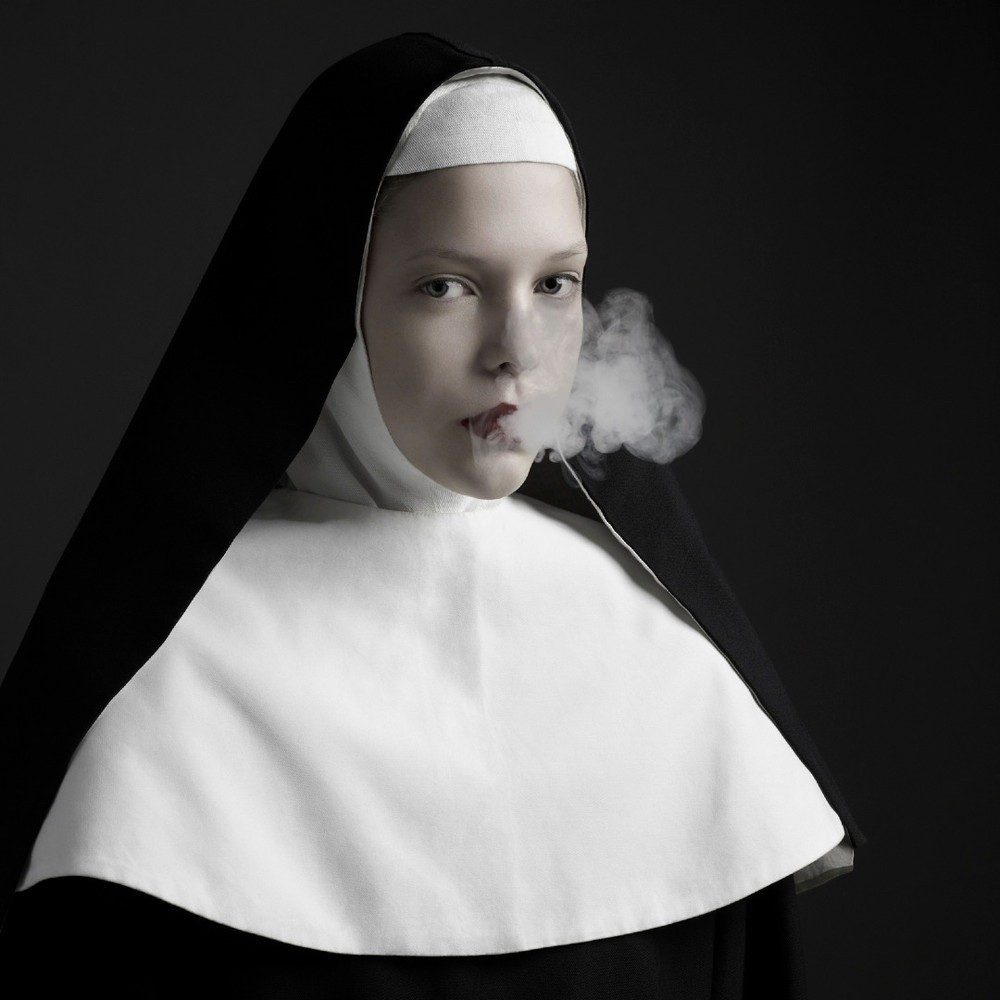 "From the series ""Las Mujeres"" © Marc Thirouin. Second Prize, Single Image Category, LensCulture Portrait Awards 2014"