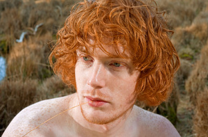 Tomas, from the series Natural Red Hair © Hanne van der Woude