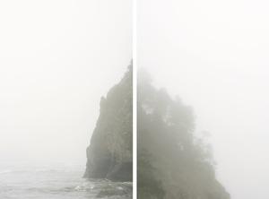 "Karin Apollonia Müller, Seascape, TC, 9370 (from ""Gate""), 2011 © The artist and Diane Rosenstein Fine Art, Paris Photo LA"
