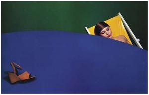 Guy Bourdin, Charles Jourdan - Summer - 1974 © The Guy Bourdin Estate and Louise Alexander Gallery, Paris Photo LA